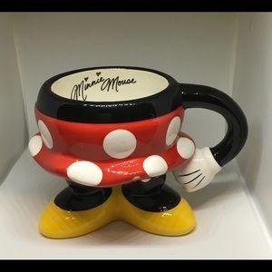 Minnie Mouse Coffee Mug DISNEY PARKS.